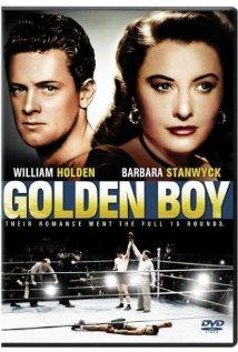 Golden Boy (1939) cover