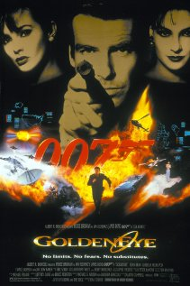 GoldenEye (1995) cover