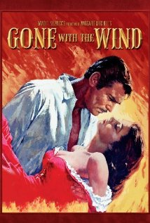 Gone with the Wind 1939 poster