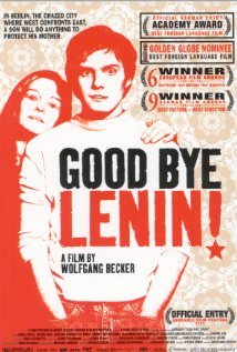 Good Bye Lenin! 2003 poster