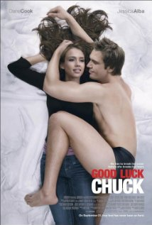 Good Luck Chuck (2007) cover