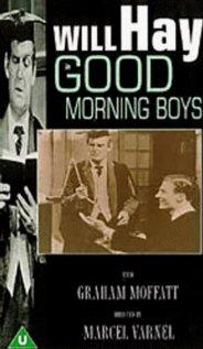 Good Morning, Boys (1937) cover