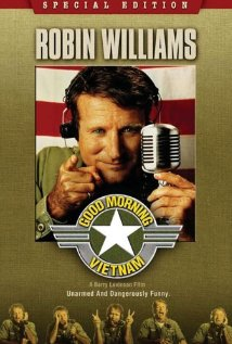 Good Morning, Vietnam (1987) cover