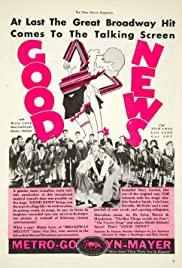 Good News 1930 poster