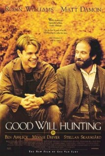 Good Will Hunting 1997 poster