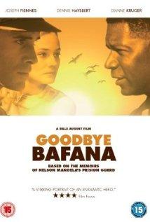 Goodbye Bafana (2007) cover
