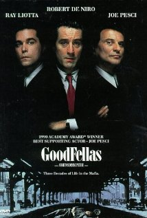Goodfellas (1990) cover