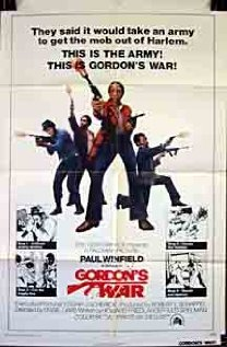 Gordon's War (1973) cover