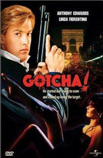 Gotcha! (1985) cover