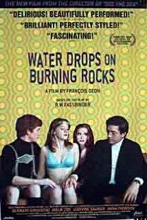 Gouttes d'eau sur pierres brûlantes (2000) cover
