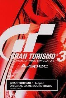 Gran Turismo 3: A-Spec (2001) cover
