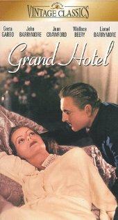 Grand Hotel (1932) cover