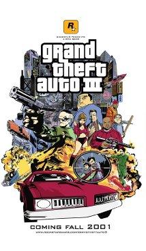 Grand Theft Auto III (2001) cover