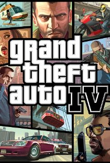 Grand Theft Auto IV (2008) cover