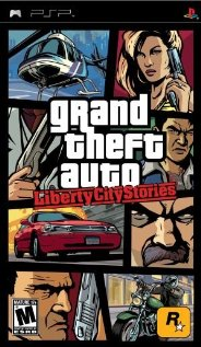 Grand Theft Auto: Liberty City Stories 2005 poster