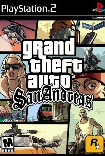 Grand Theft Auto: San Andreas 2004 poster