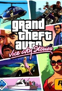 Grand Theft Auto: Vice City Stories (2006) cover