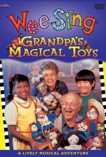 Grandpa's Magical Toys (1988) cover