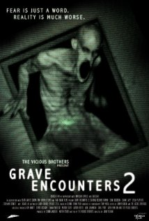 Grave Encounters 2 (2012) cover