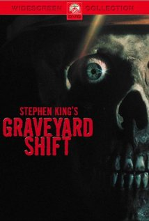Graveyard Shift (1990) cover
