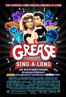 Grease (1978) cover