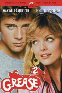 Grease 2 (1982) cover
