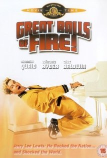 Great Balls of Fire! (1989) cover