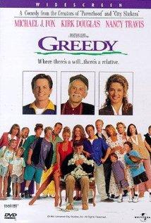 Greedy 1994 poster