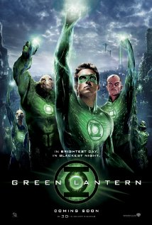 Green Lantern (2011) cover
