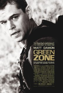 Green Zone (2010) cover