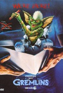 Gremlins (1984) cover