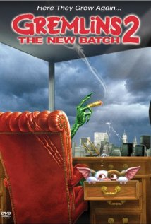 Gremlins 2: The New Batch 1990 poster