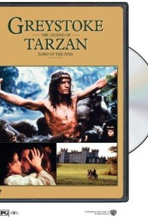 Greystoke: The Legend of Tarzan, Lord of the Apes (1984) cover