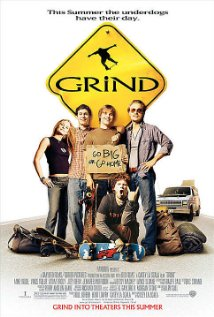 Grind (2003) cover