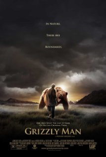 Grizzly Man (2005) cover