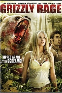 Grizzly Rage (2007) cover