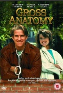 Gross Anatomy (1989) cover