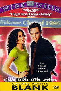Grosse Pointe Blank (1997) cover