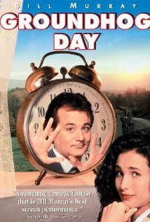 Groundhog Day 1993 poster