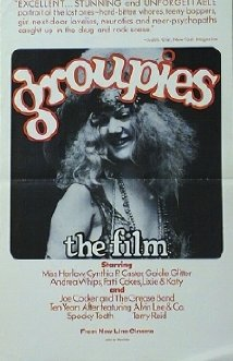 Groupies (1970) cover