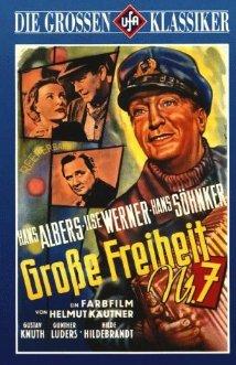 Große Freiheit Nr. 7 (1944) cover