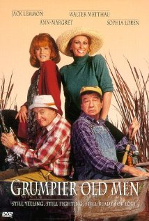 Grumpier Old Men (1995) cover