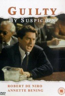 Guilty by Suspicion 1991 poster