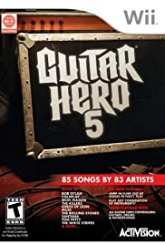 Guitar Hero 5 (2009) cover