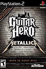 Guitar Hero: Metallica 2009 poster