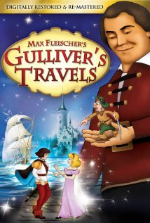 Gulliver's Travels (1939) cover