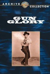 Gun Glory (1957) cover