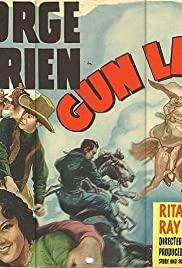 Gun Law (1938) cover