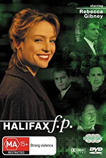 Halifax f.p. 1994 poster