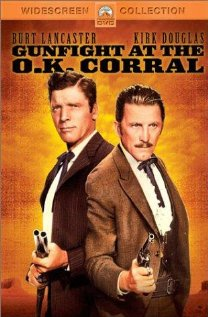 Gunfight at the O.K. Corral (1957) cover